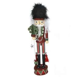 Hollywood Nutcrackers Kurt Adler 17 Inch Red and Green