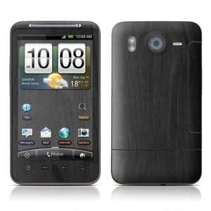 Black Woodgrain Design Protector Skin Decal Sticker for