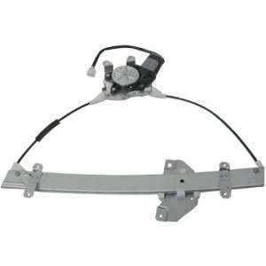 Mirage Coupe Power Window Regulator with Motor Driver Side Automotive
