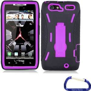 the Motorola Droid RAZR MAXX, Black Purple Cell Phones & Accessories