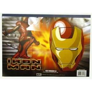 Iron Man Sketch Pads Case Pack 72