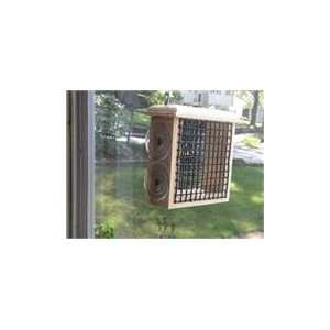 Coveside Window Suet Bird Feeder Patio, Lawn & Garden