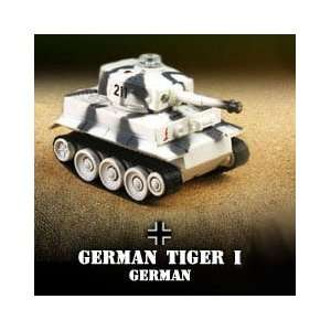 Red Control Interactive German Tiger Battle Tanks