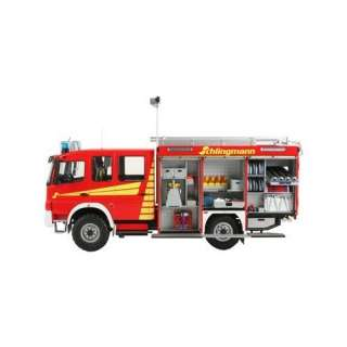 Fire Engine Truck 1/24 Revell Germany  Toys & Games