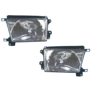 Toyota 4Runner Replacement Headlight Assembly   1 Pair