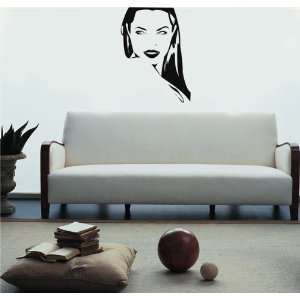 Wall MURAL Art Decor Vinyl Decal Sticker GIRL