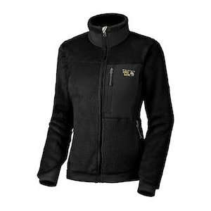 Mountain Hardwear Womens Monkey Jacket Black (XL) Sports