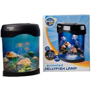Discovery Kids Animated Jellyfish Lamp MULTI Toys & Games