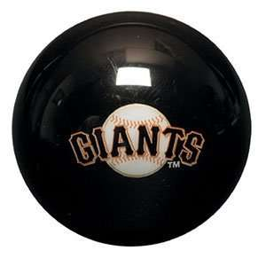 San Francisco Giants MLB Billiard Ball