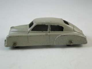 Toy 1940s Coupe Diecast Car Toy Model Rubber Tire Retro Old