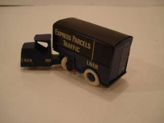 Dinky Mechanical Horse Trailer 1970s Reproduction (Express Parcels