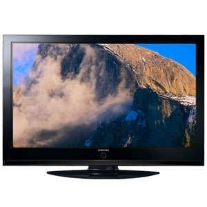 Samsung 63 Wide Screen Plasma Monitor/TV Electronics
